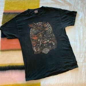 Harley-Davidson Graphic T-shirt